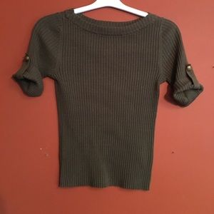Ralph Lauren exclusive petites ribbed sweater S